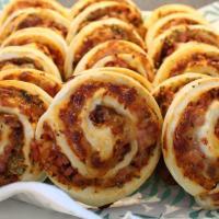 Pizzasnegle - lækker snack til madpakken
