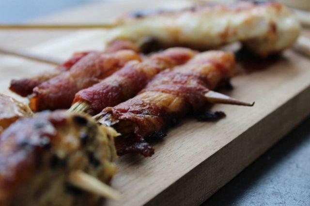 sticks, opskrift, asparges-bacon, sticks-n-sushi
