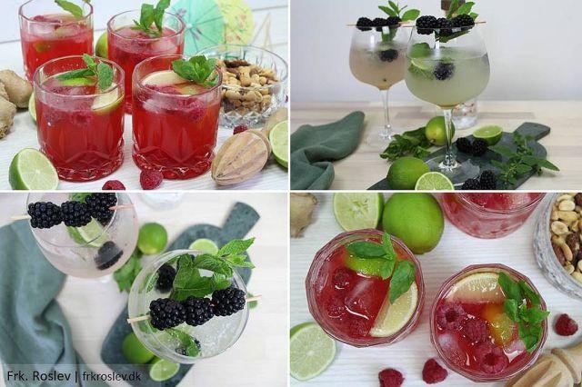 hindbaer, ingefaer, gin, cocktail, cocktaolhour, opskrift, gin-cocktail, gin-gin-mule
