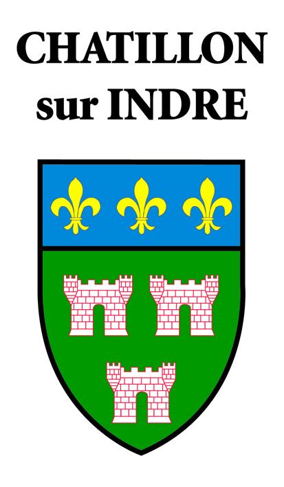 Logo Châtillon sur Indre