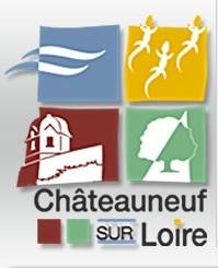Logo Ville Châteauneuf sur Loire