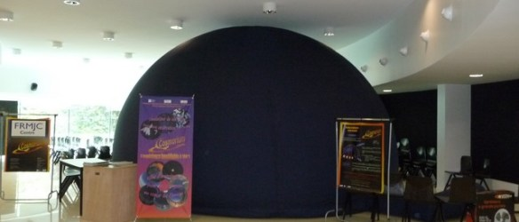 Le Cosmorium installé au Lycée