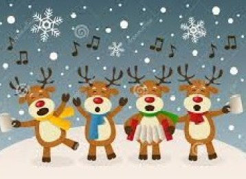 Fancy a sing? Our new Winter/Christmas programme starts this Saturday