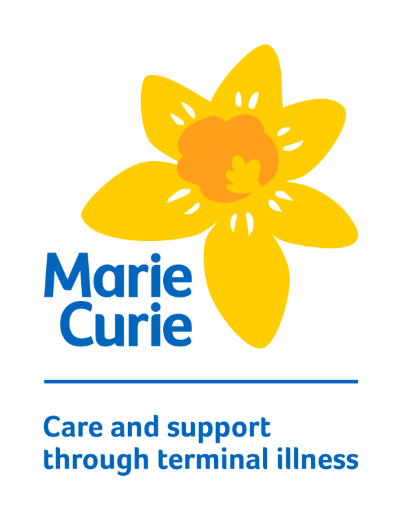 Supporting Marie Curie Cancer Care…