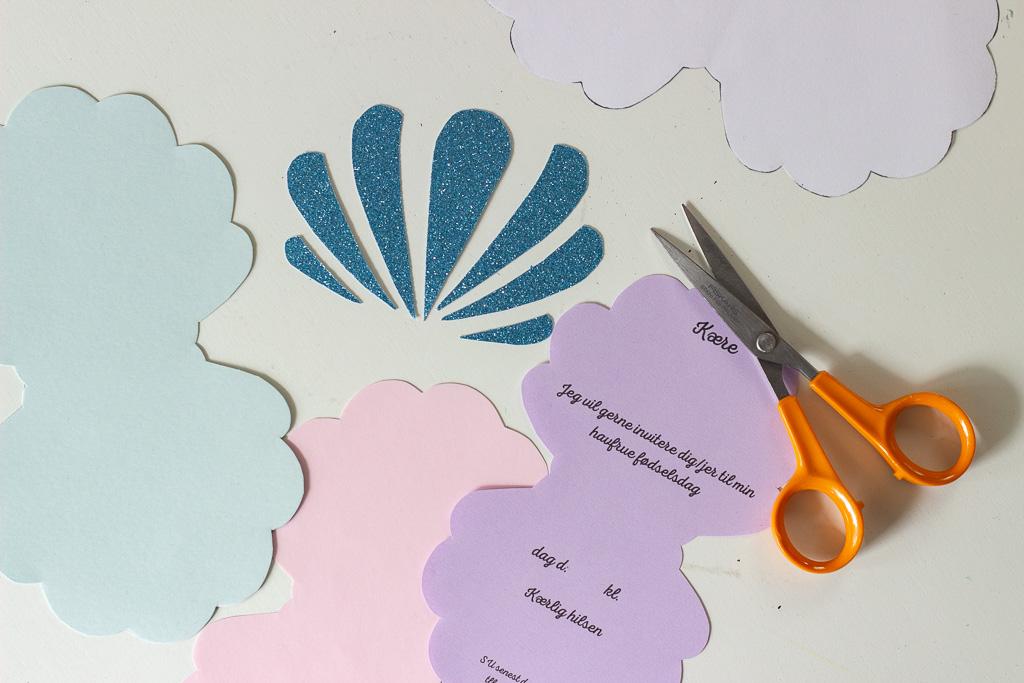 DIY invitationer