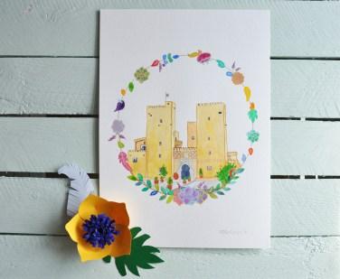 castillo-de-conesa-illustration