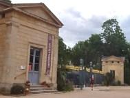 entrance jardin des plantes paris