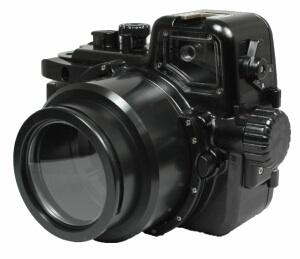 Seatool Panasonic LUMIX GF1用防水ハウジング