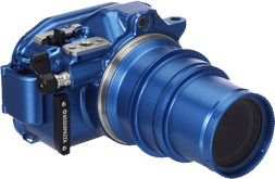 ACQUAPAZZA NEX-5用ハウジング(50mm)