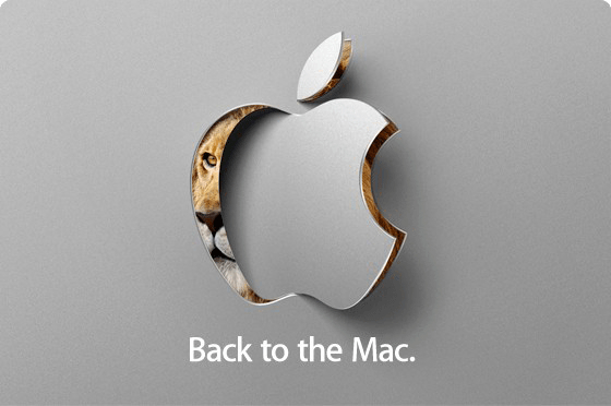 Back to the Macバナー