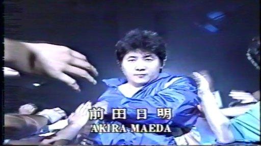 RINGS時代の前田日明