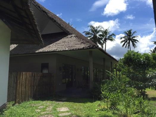 Maluku Diversのガーデンルーム