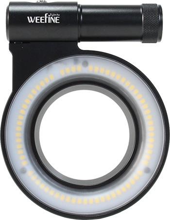 FisheyeリングライトWEEFINE RL 1000
