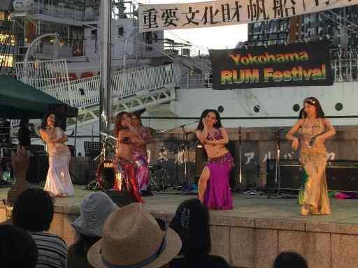 YOKOHAMA RUM FESITIVAL
