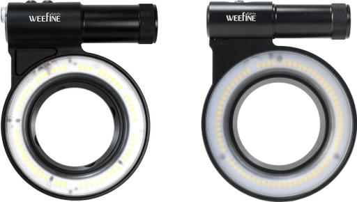 WEEFINE WF リングライト3018&1000