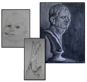 Cours de Dessin FROGGY ART - Lyon 3 - Lyon 6