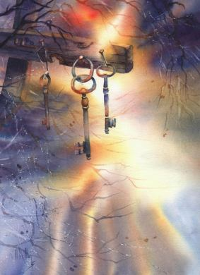 Stage AQUARELLE MARYSE DE MAY - 24 et 25/02/2018 - Froggy Art