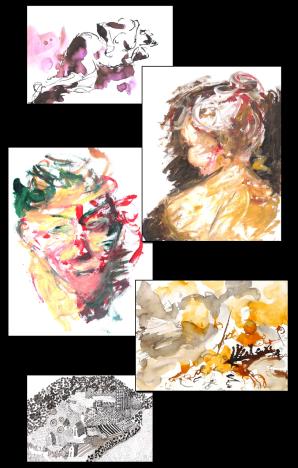 Cours d'Expression Graphique et Picturale