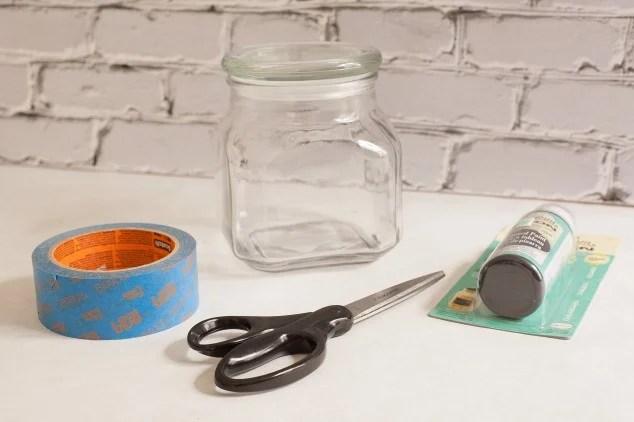 μαυροπίνακα βάζο-1