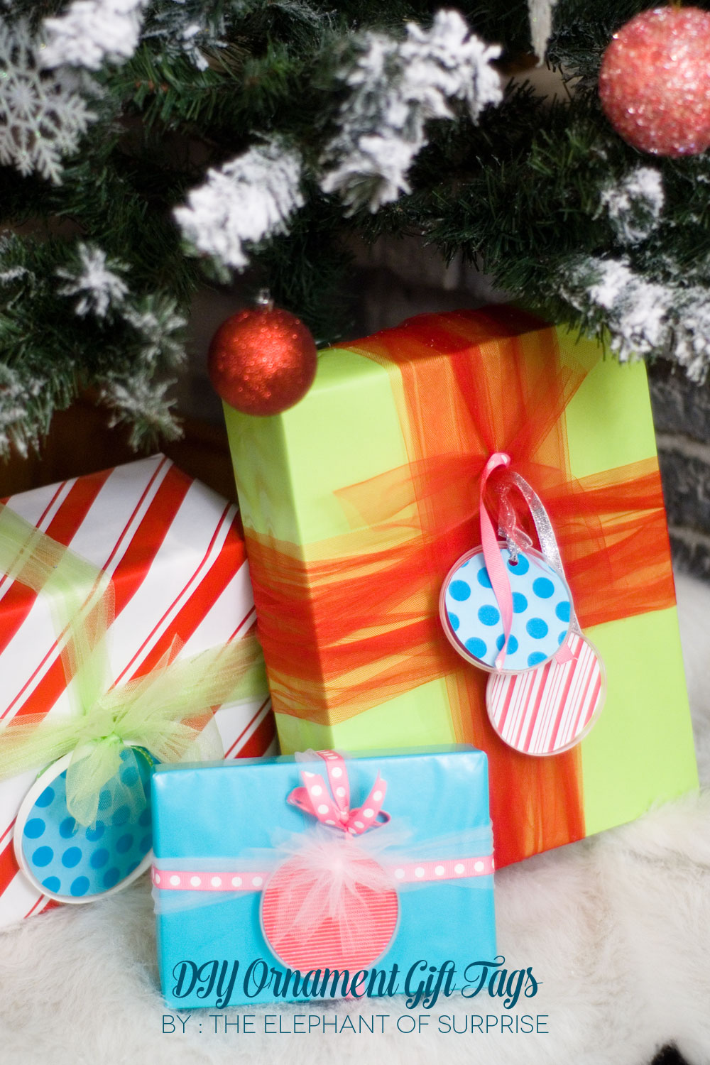 Handmade Holiday Party Hop DIY Gift Wrapping And Holiday