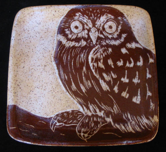 Owl, 8 inch – Frog Song Designs