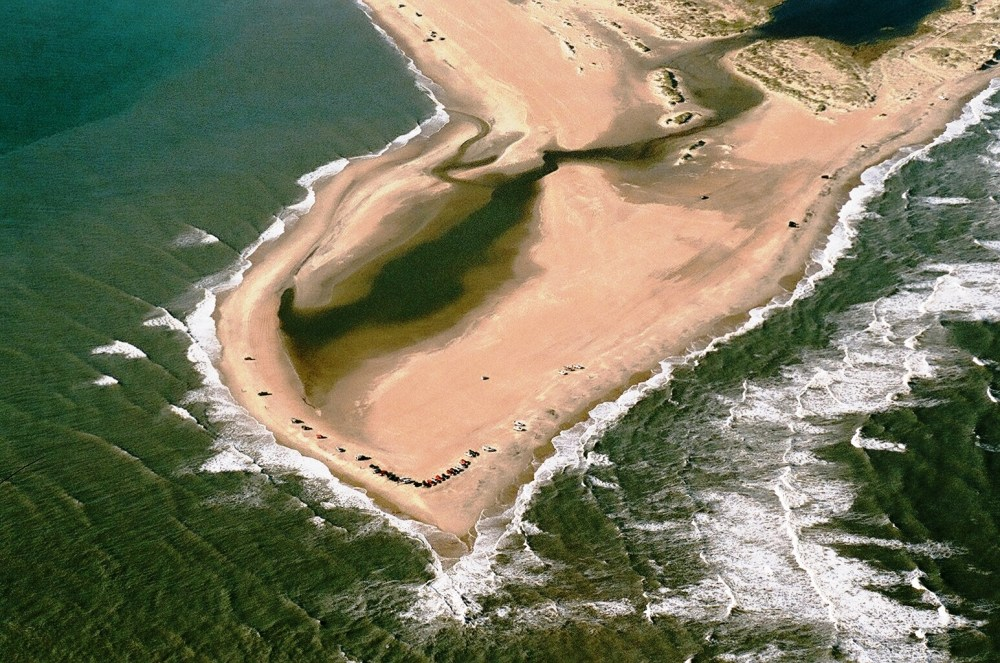Cape Hatteras, NC Lighthouse Aerial Photos (4/4)
