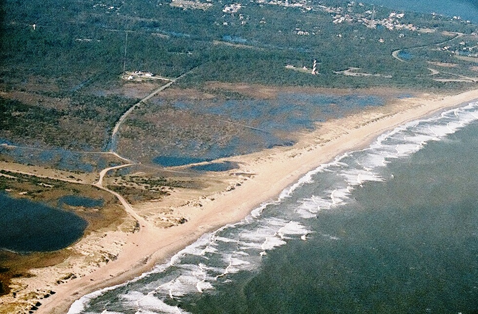 Cape Hatteras, NC Lighthouse Aerial Photos (2/4)