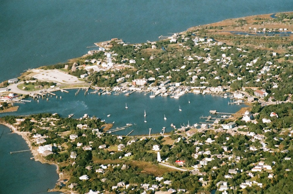 Ocracoke, NC OBX Aerial Photos... (1/4)