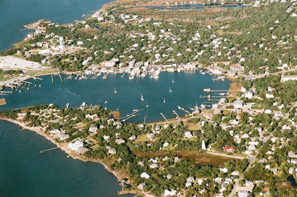Ocracoke, NC OBX Aerial Photos... (2/4)