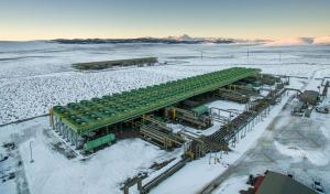 Ormat Technologies Expands McGinness Hills Geothermal Plant