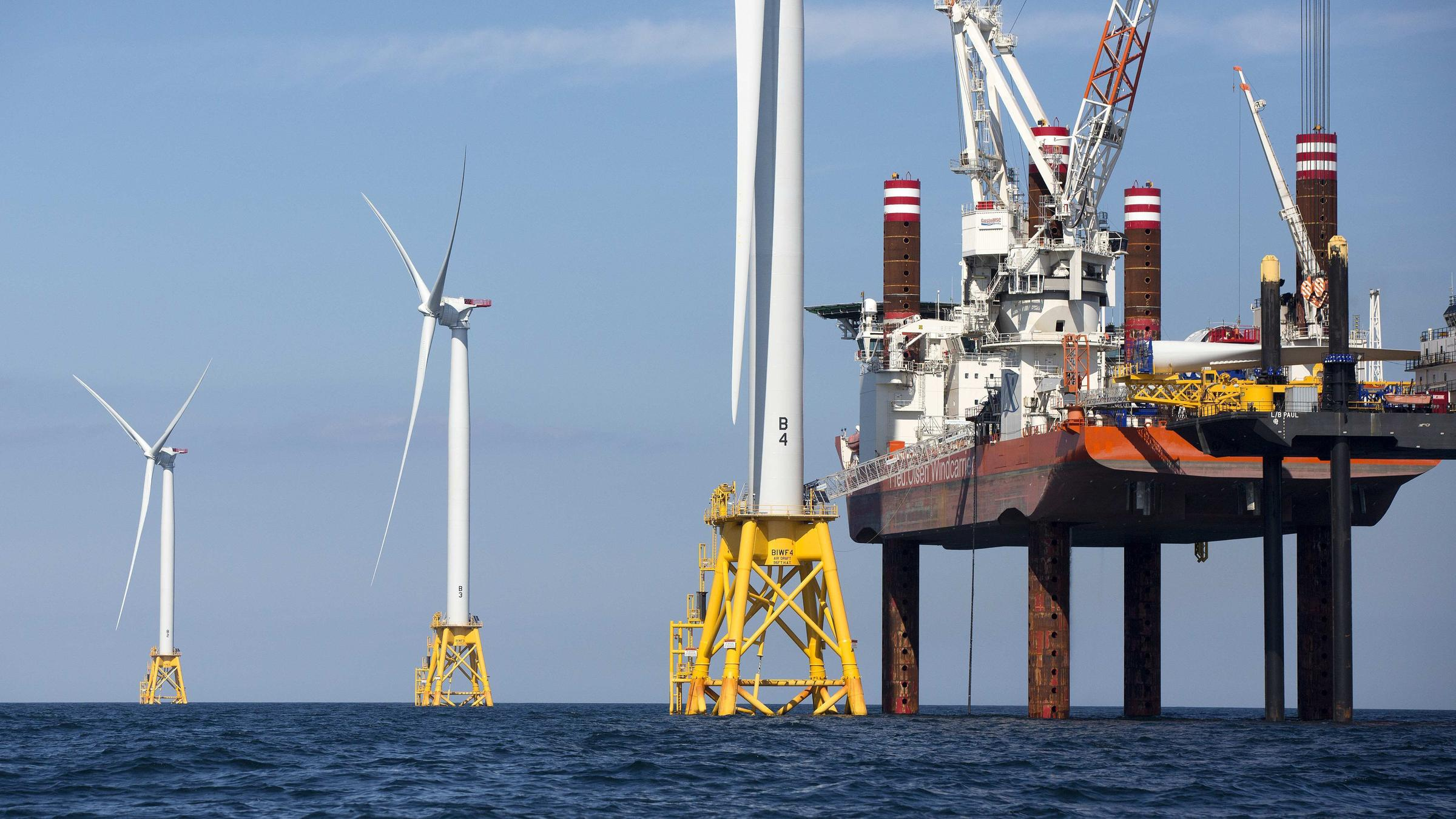 When Will New Hampshire Take Up Offshore Wind Energy Projects