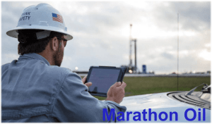 Marathon Oil Corp Shares Performs Better on a Promising Trading Day