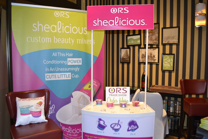 How an ORS Event improved my haircare routine 8
