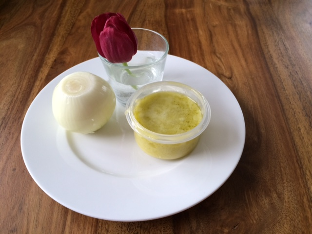 Onion Juice Challenge