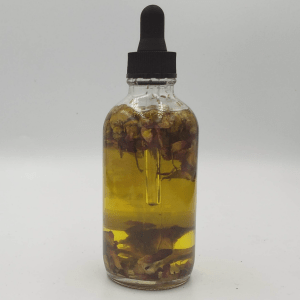 Amara Rose & Chamomile Infused Facial Oil