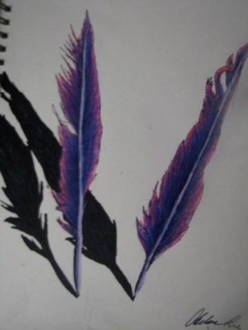 Untitled Prismacolor 2012