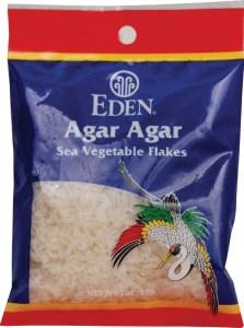 Agar-Agar-вегетарианский желатин...