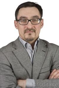 Заболотный Константин Борисович, врач -диетолог.