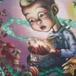 Как самому следить за здоровьем. ( и графити на стенах Монреаля)