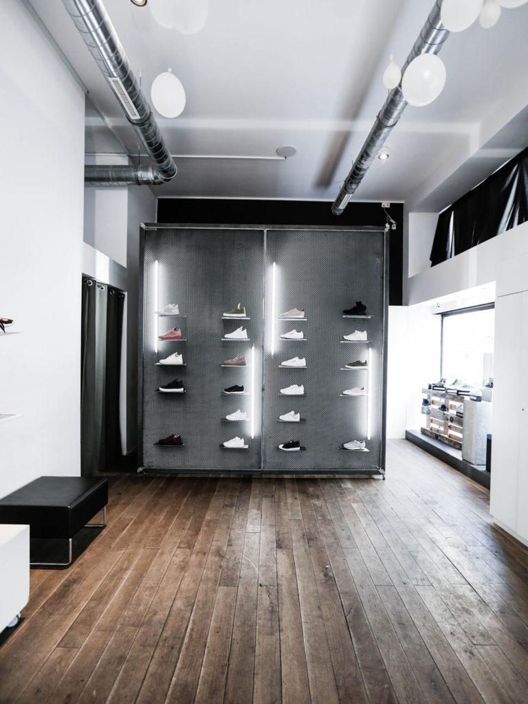 Shop-Design für SneakIn