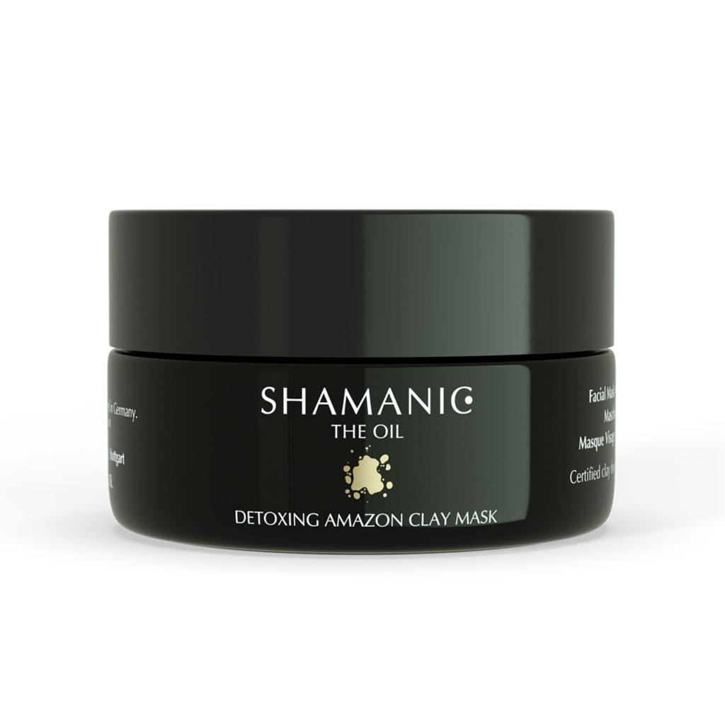 Detoxing Amazon Clay Mask von Shamanic
