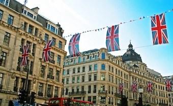 イギリスの街