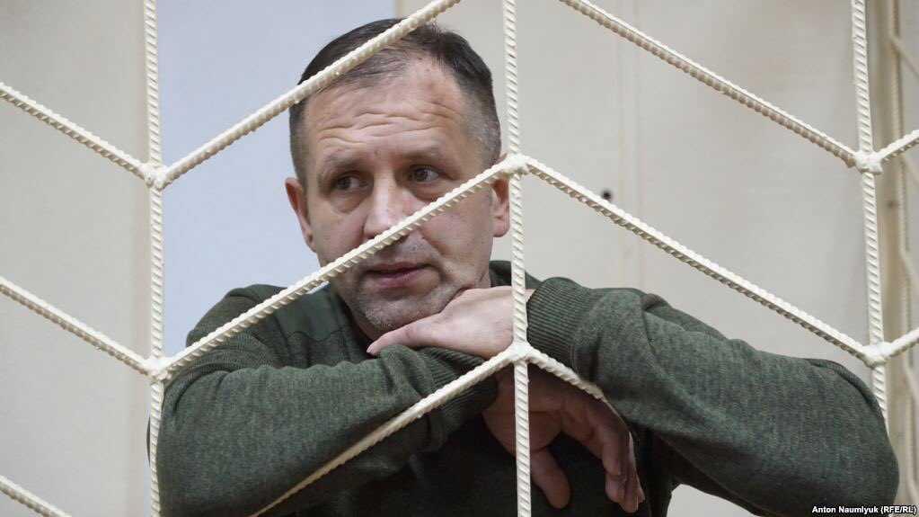 Володимира Балуха били в кримській тюрмі