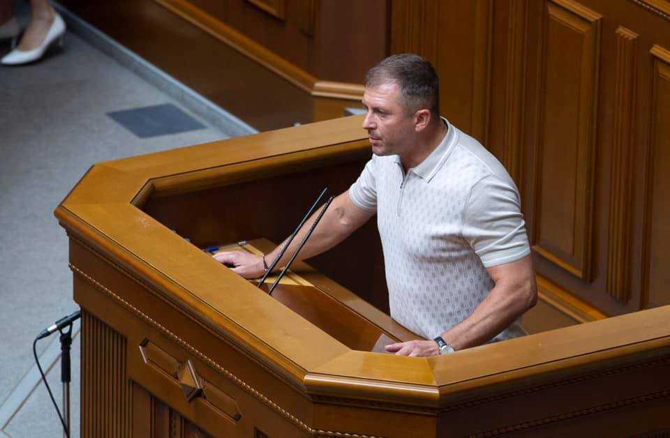 Голосував проти легалізації грального бізнесу — Ігор Молоток