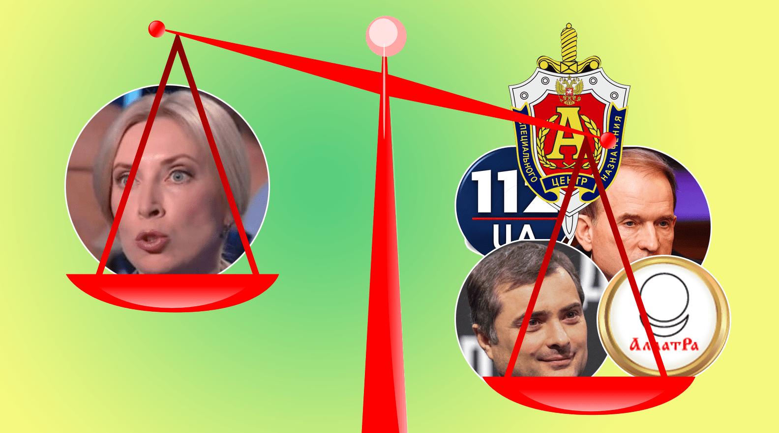 Блогер пояснив чому не можна голосувати за Ірину Верещук (ВІДЕО)