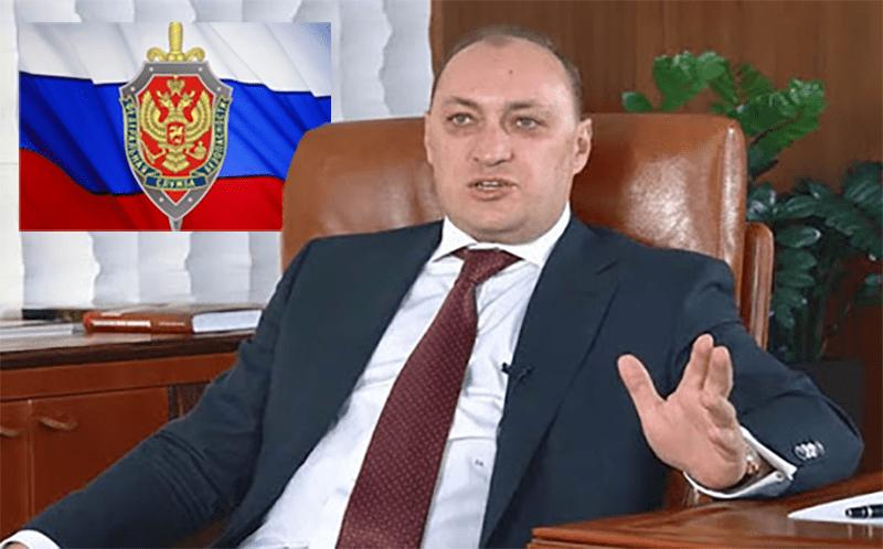 Денис Кірєєв — друг Баканова та агент ФСБ — блогер