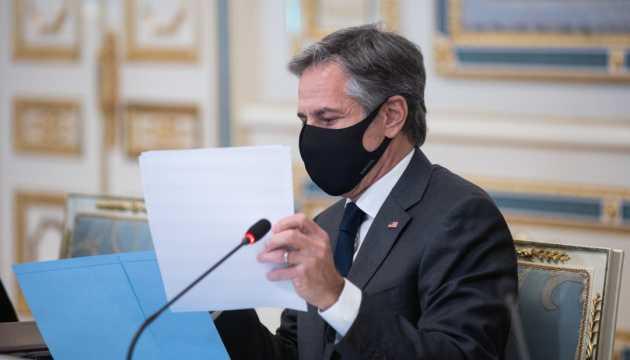 Блінкен хоче почути від українських активістів те, що не почув від Зеленського