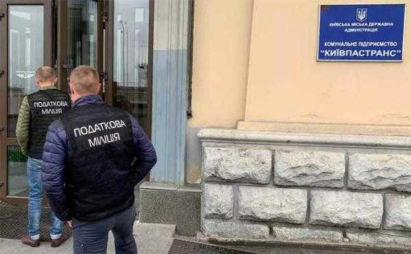 Борьба за Киев. КГГА обвиняет власть в силовом терроре