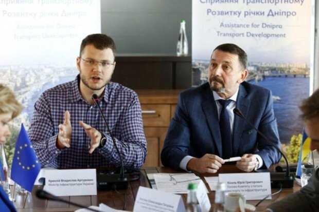 Владислав Криклий и Павел Шевченко создали «трнспортный картель» и проворачивают коррупционные схемы