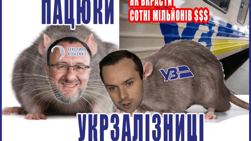 Александр Соколовский (Текстиль-контакт) и его афера на Укрзализныце. Кто виноват в ужасном состоянии вагонов.